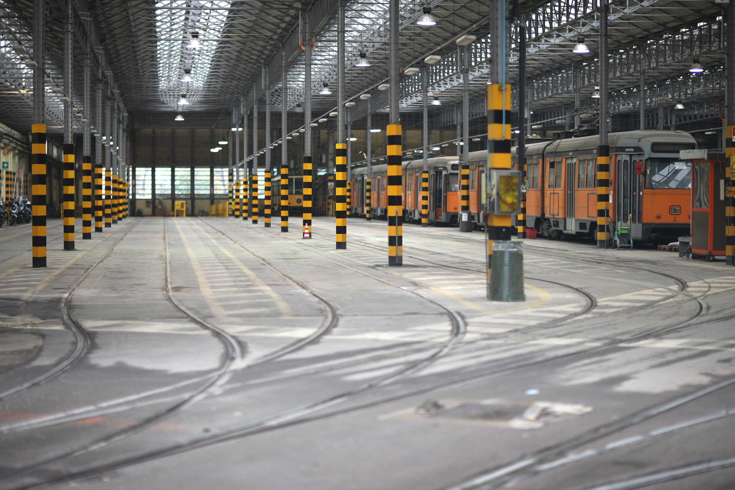 Depot control system – Firstclass safety and controls