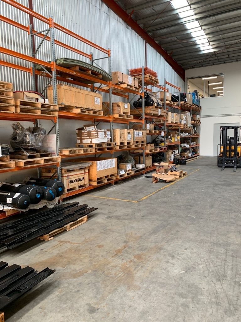freightquip spare parts warehouse