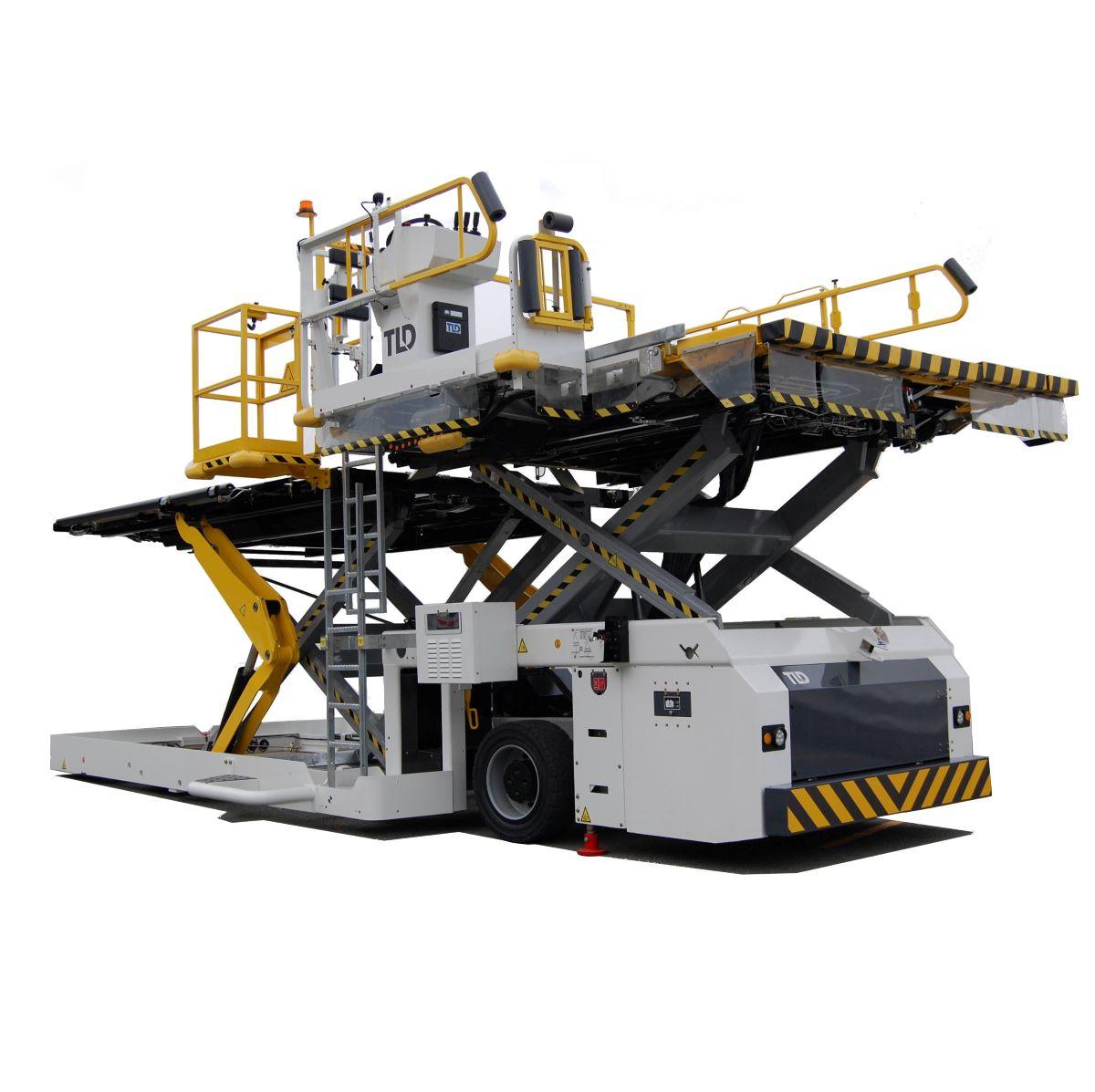 TLD TXL-838 cargo loader