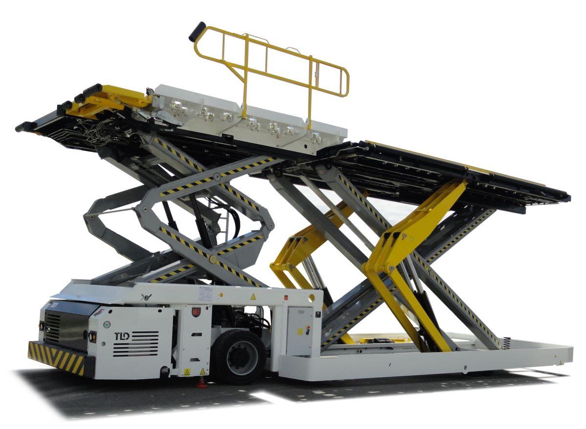 TLD 929 cargo loader