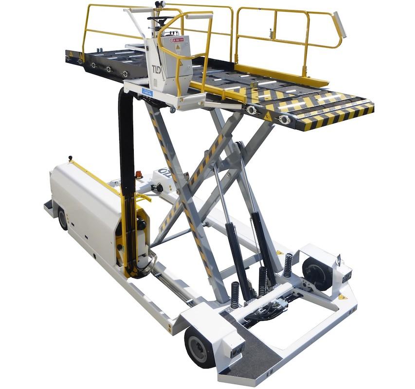 TLD TFE-3.5 cargo loader