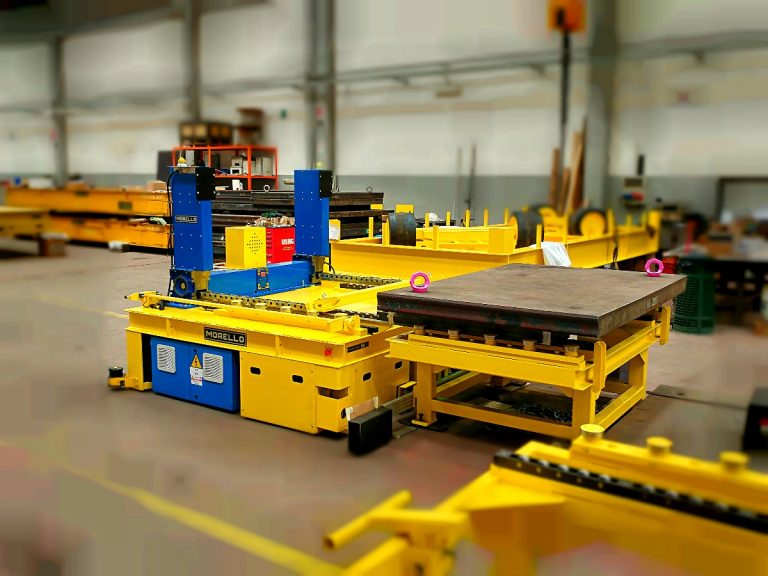 Automated Guided Vehicle - Morello-2