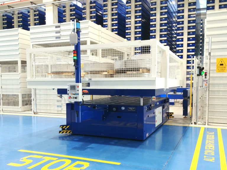 Automated Guided Vehicle - Morello MAIN-2