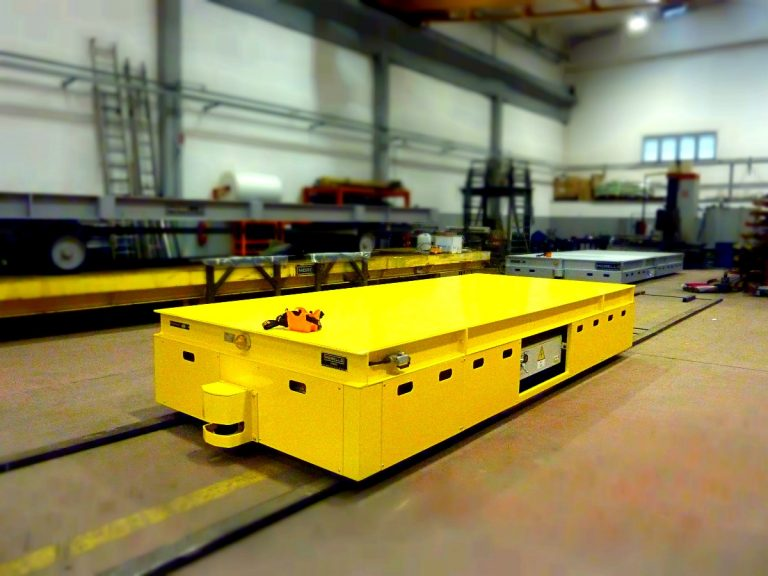 rail guided powered trolleys - Morello-2