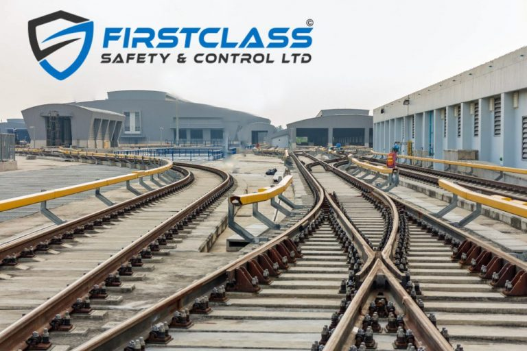 FirstClass safety and control rail depot